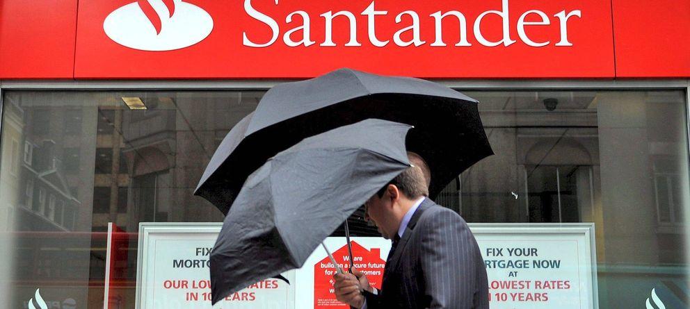 Noticias del banco santander luis iglesias la mejor for Oficina 1500 banco santander