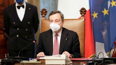 Non auro, sed ferro, la dictadura de Draghi