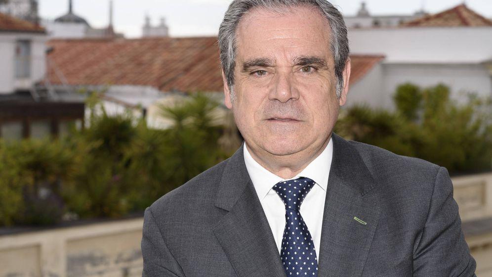 Foto: Jesús Aguilar,presidente del Consejo General de Colegios Oficiales de Farmacéuticos.