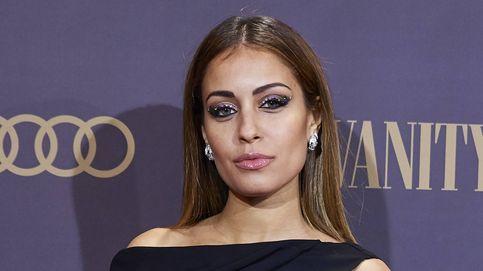 Hiba Abouk luce su segundo embarazo con un look espectacular