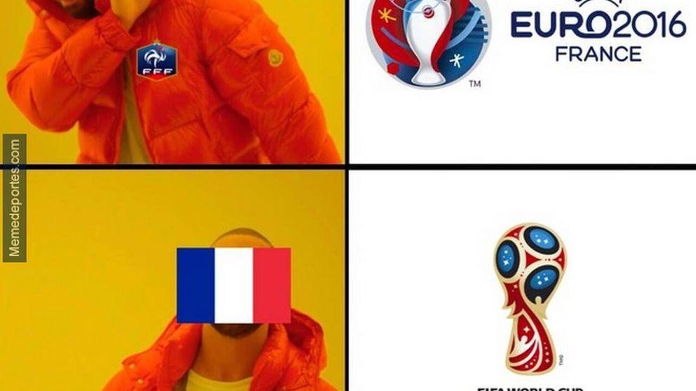 Los mejores memes de la final del Mundial