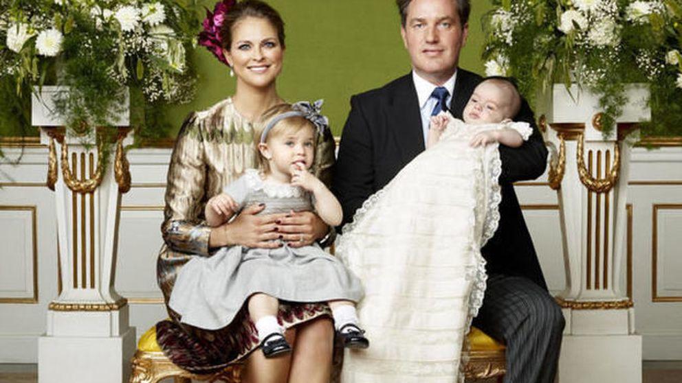 Continúa el 'baby boom' en Suecia: Magdalena, embarazada del tercero