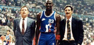 Post de Se cumplen 29 años del día en el que Michael Jordan conquistó la ACB