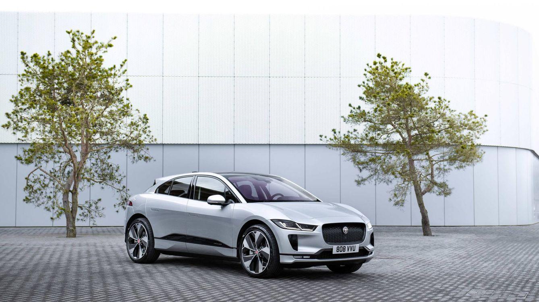 Más autonomía, capacidad de carga y conectividad en el Jaguar i-Pace