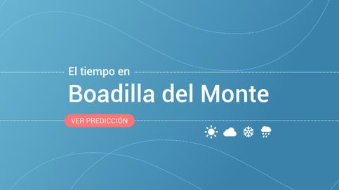 El tiempo en Boadilla del Monte: previsión meteorológica de hoy, jueves 14 de noviembre
