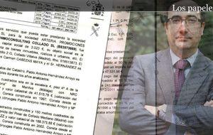 La SGAE premia a su 'número dos' con 500.000 euros antes de echarlo