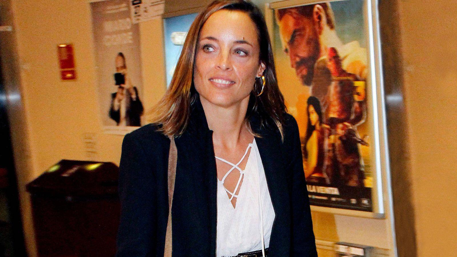 Foto: Alejandra Conde, la hija de Mario Conde. (Getty)