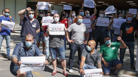 Nissan comunica al Gobierno el cierre de la planta de Barcelona