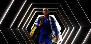 Post de Rafa Nadal - Zverev, en la Copa de Maestros horario y dónde ver en TV y 'online'