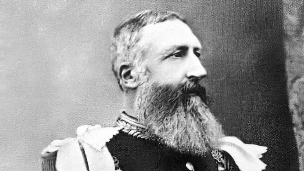 Foto: Leopoldo II de Bélgica.