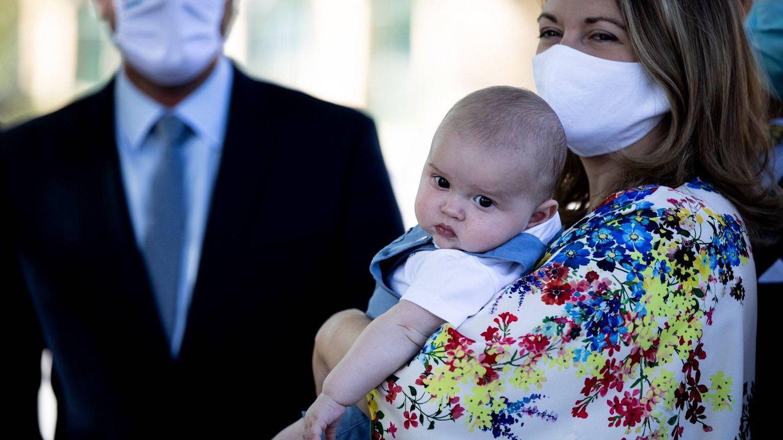 ¿Es Charles de Luxemburgo el bebé royal más adorable? Tenemos las pruebas