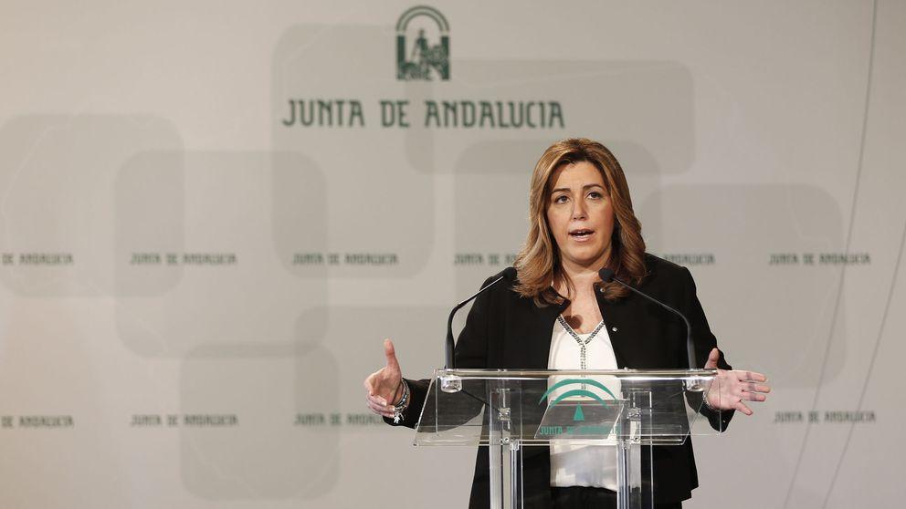 Pesos pesados de Susana Díaz asumen la abstención para dar paso al PP