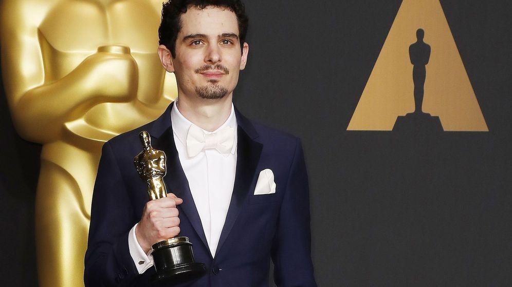 Foto: Damien Chazelle, el director más joven ganador de un Oscar