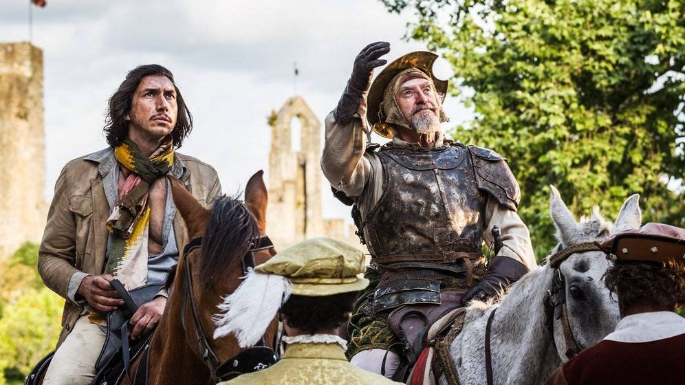 Foto: Otro momento de 'El hombre que mató a Don Quijote'. (Warner)