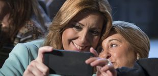 Post de Susana Díaz te pasa socialismo puro sin cortar con Podemonol