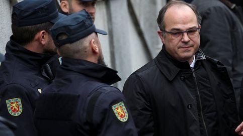 Turull se encara también al juez Llarena: Usted me ha hecho un preso político