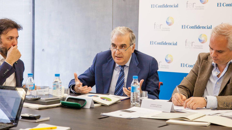 Fernando Ferrando, vicepresidente de Fundación Renovables.