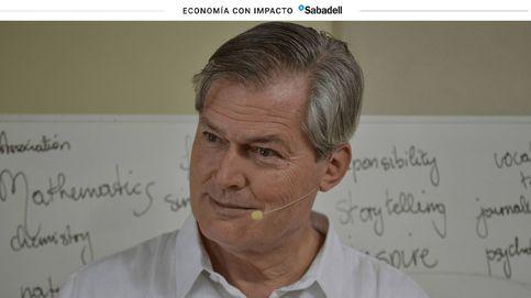 Gunter Pauli: La economía verde es para los ricos. Podemos hacerlo mejor