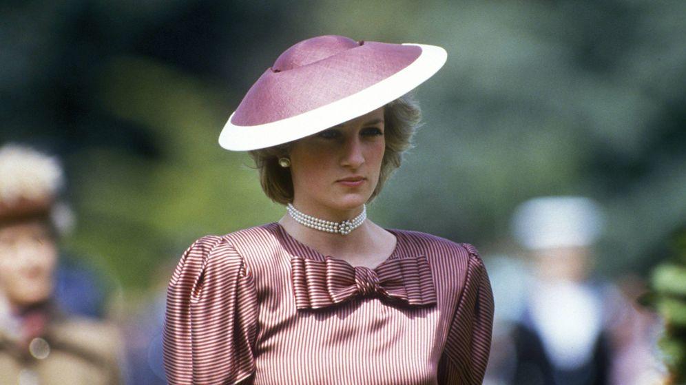 Foto: Diana en una foto de archivo. (Cordon Press)