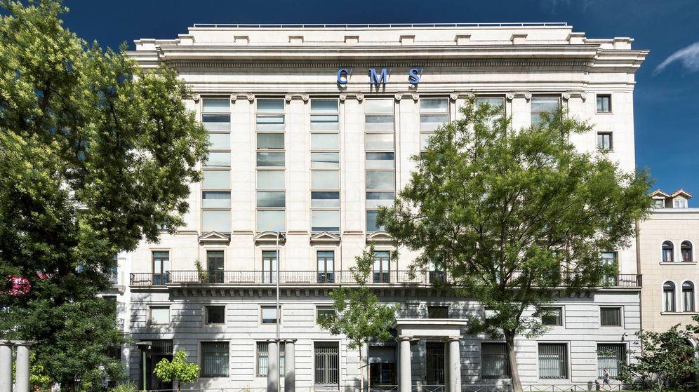 Foto: Exterior de la oficina de CMS Albiñana & Suárez de Lezo en Madrid.