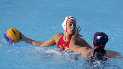 Bomba en el waterpolo: Jennifer Pareja se queda fuera de la lista olímpica
