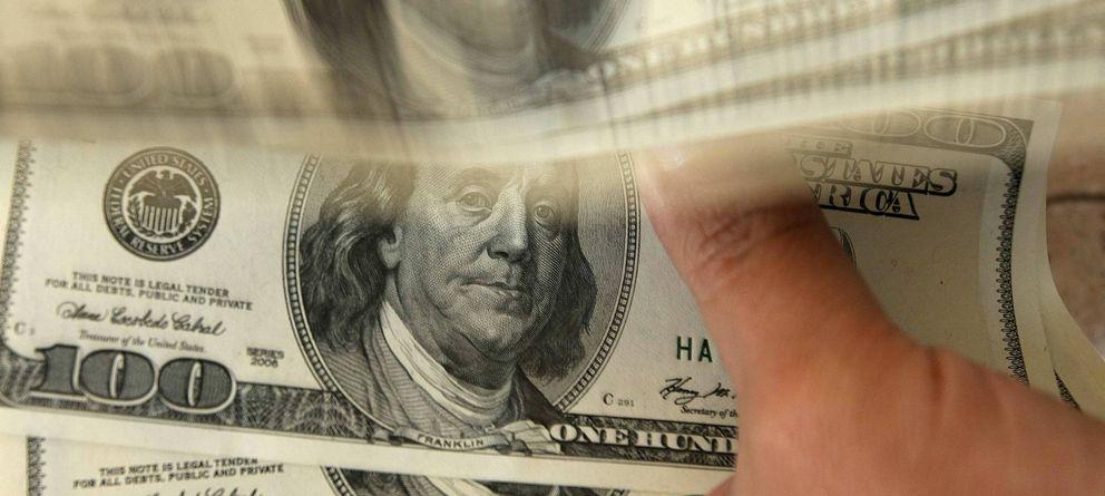 Foto: El regreso del 'dólar fuerte' le corona como la divisa más poderosa en lo que va de 2014