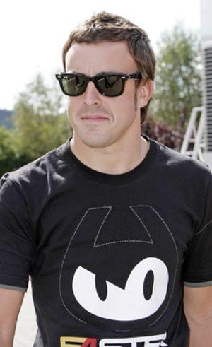 """Alonso: """"Nunca descarto nada, pero este año es de los más difíciles para ganar"""""""