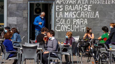 Euskadi cierra Álava y su capital, Vitoria, al superar la incidencia de 400 casos de covid
