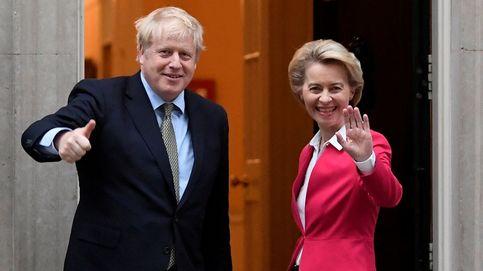 Von der Leyen y Johnson reactivan las negociaciones en un ambiente de pesimismo