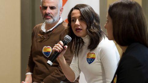 Arrimadas: Para que llegue la libertad a Cataluña tenemos que gobernar España