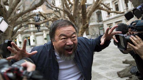 Ai Weiwei tira de la manta