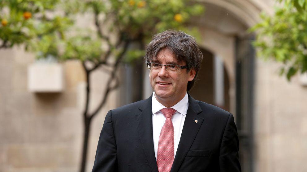 Puigdemont pone fecha al referéndum catalán: será el 1 de octubre