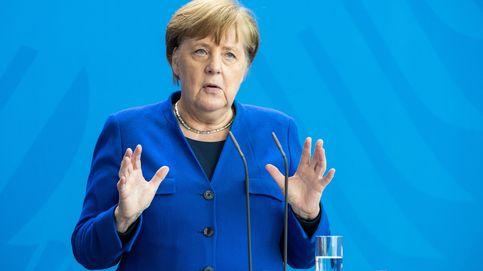 Merkel se abre a aumentar los presupuestos de la UE para financiar la recuperación
