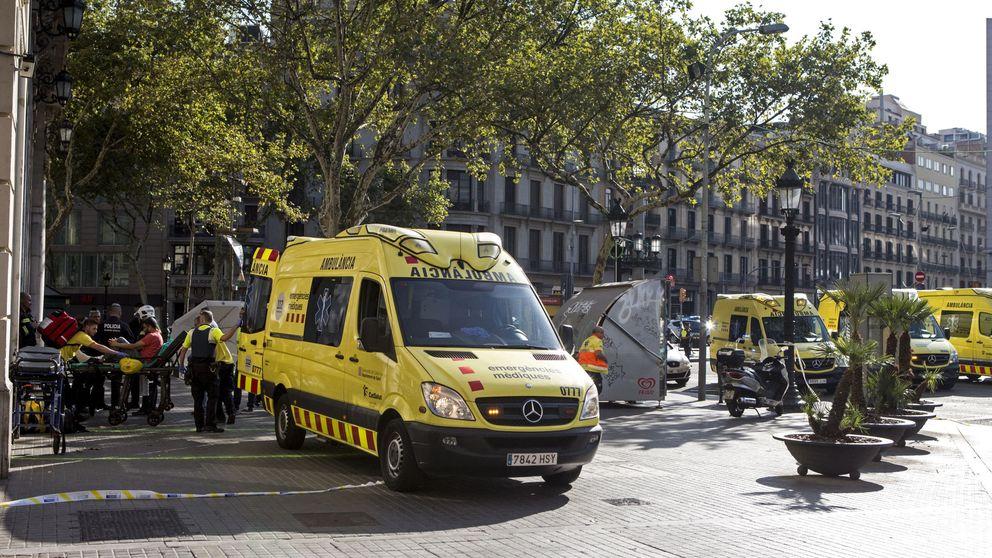 Dos personas mueren en un accidente en la AP-7 en Vilafranca del Penedès (Barcelona)