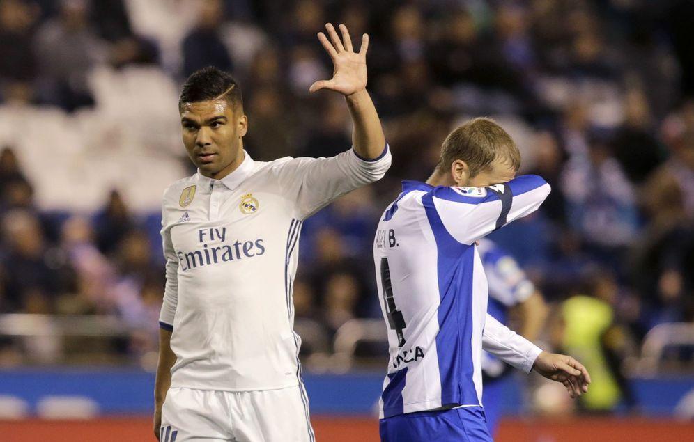 Foto: Imagen del Deportivo-Real Madrid de la pasada temporada. (Reuters)