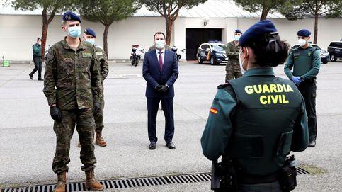 El Rey y la Guardia Civil