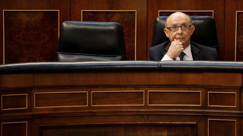 Montoro 'afina' en el Senado enmiendas a sus Presupuestos con cargo al PNV