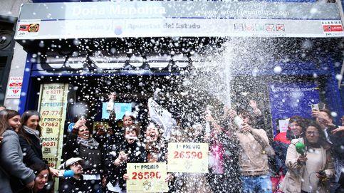 El 5 y el 0, las terminaciones más repetidas en el Gordo de la Lotería de Navidad