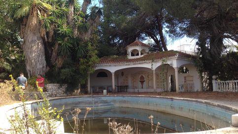 Tres familias de refugiados 'okupan' el palacio marbellí de la princesa Soraya