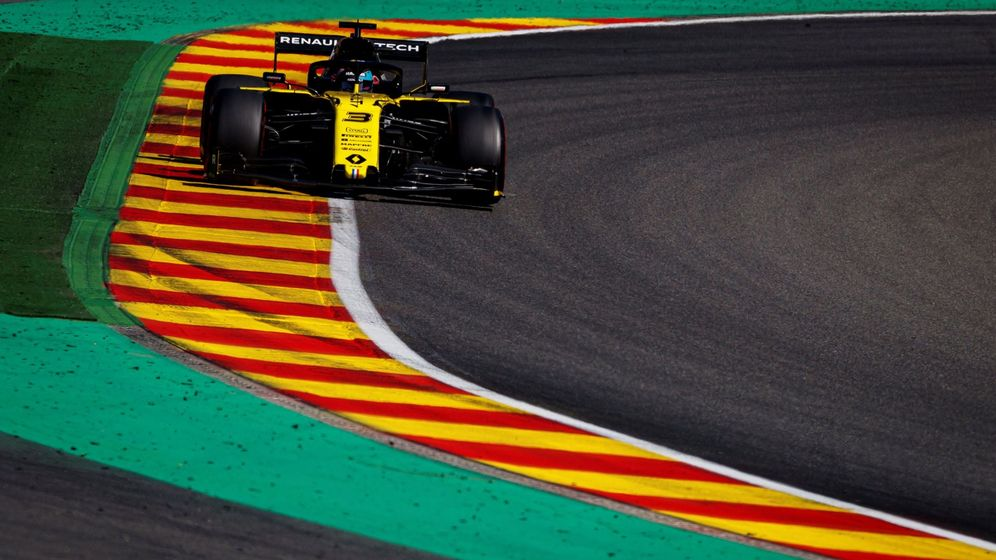 Foto: Los resultados deportivos no cumplen con las expectativas, y el futuro de Renault en la Fórmula 1 está aún por ser confirmado. (EFE)