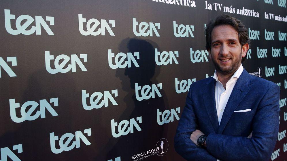 Foto: El presidente del Grupo Secuoya, Raul Bardonés. (EFE)