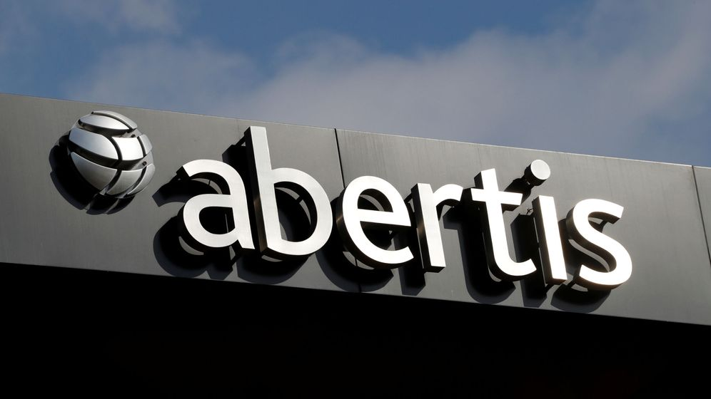Foto: Logotipo de Abertis. (Reuters)