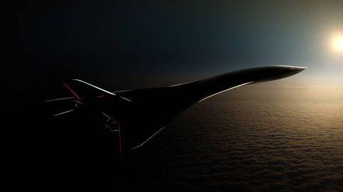 Este será el nuevo Concorde, dos veces más rápido que el original