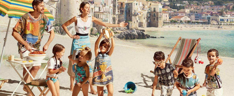Foto: Un padrazo siempre merece el mejor de los banquetes. (Foto: Dolce & Gabbana)