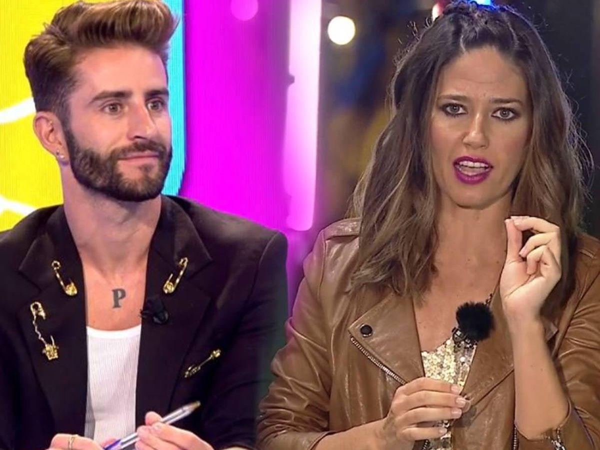 Foto: Pelayo Díaz y Nuria Marín. (Telecinco)