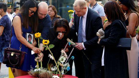 Las imágenes del primer aniversario de los atentados de Barcelona