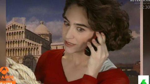 'Zapeando' desvela el premonitorio pasado de Ada Colau como actriz en  A3