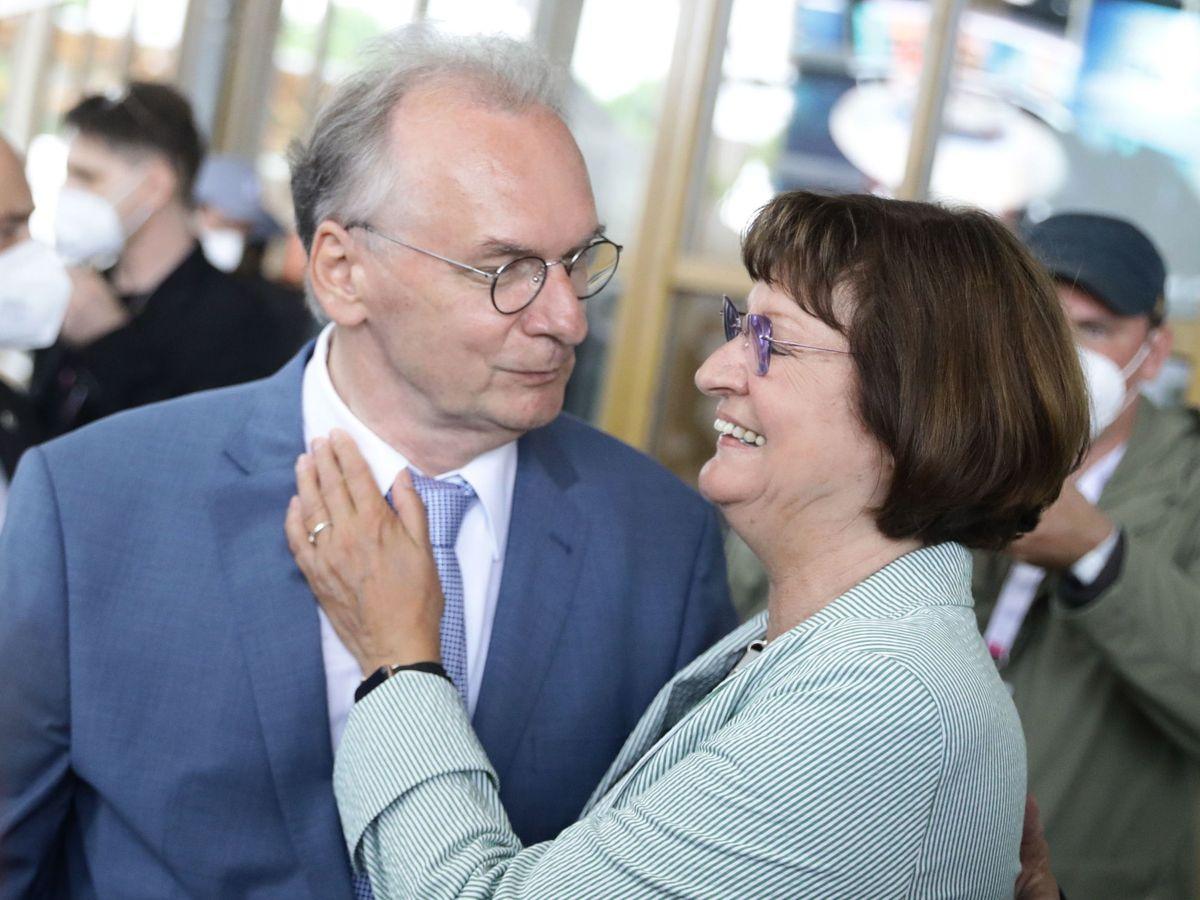 Foto: El líder de la CDU, Reiner Haseloff. (EFE)