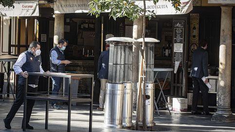 Sanidad plantea cerrar el interior de bares y restaurantes si superan una tasa de 150 casos