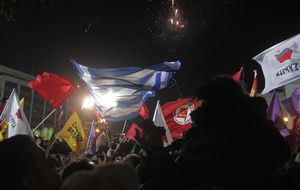 El futuro jurídico-político de Grecia